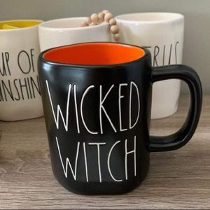 NWT Rae Dunn Wicked Witch USA Release Mug